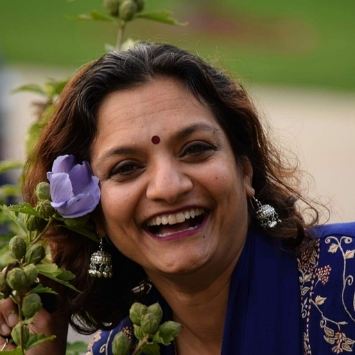 headshot of Malini Sarma